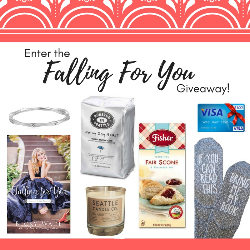 Giveaway - Falling for You