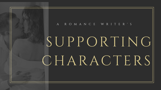 The supportingcharacters